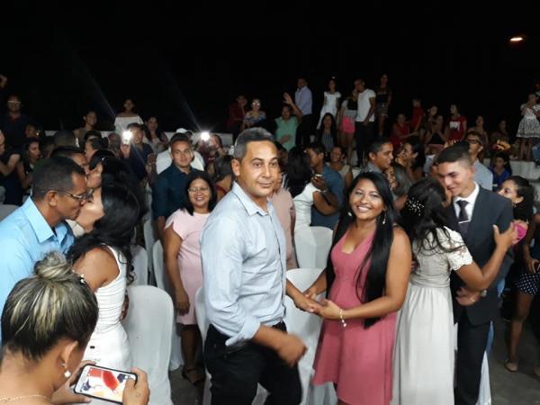 Mais uma edição do Casamento comunitário aconteceu em Barras PI
