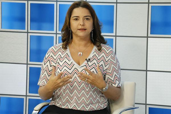 Deputada estadual reeleita Janainna Marques fala da força do PTB no Piauí