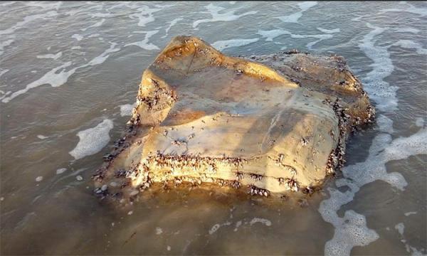 Pacotes desconhecidos são encontrados no litoral do Piauí