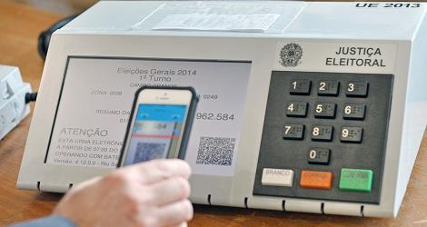 Polícia prende 71 pessoas por crimes eleitorais até às 14h