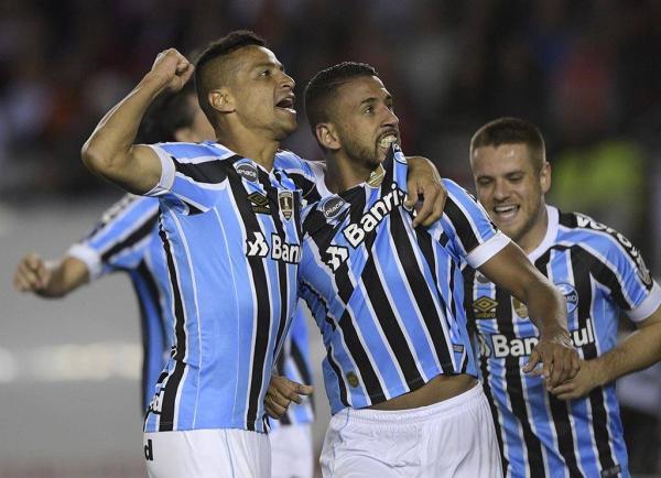 Grêmio recebe hoje o River Plate pela Libertadores