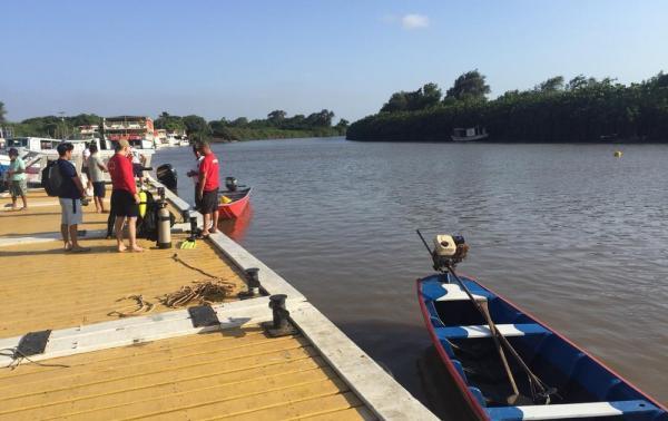Bombeiros encontram corpo de pescador desaparecido no Rio Parnaíba