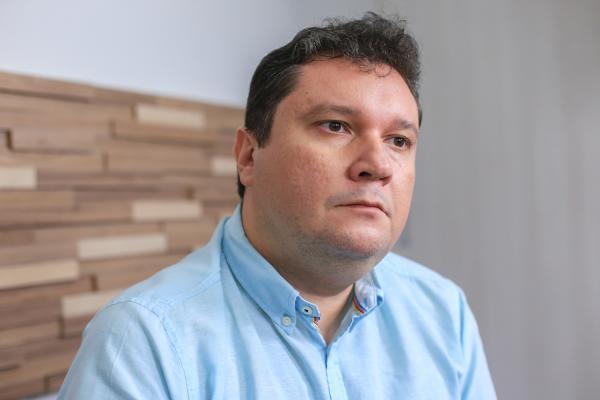 Fábio Servio - Ex-candidato a governador do Piauí