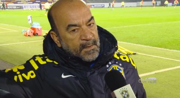 Jogos do Brasileirão terão minuto de silêncio para Cesarino Oliveira