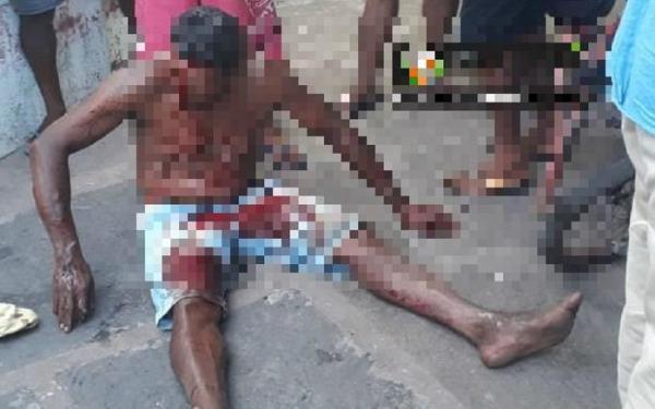 Dupla é presa após tentar matar homem a pauladas em José de Freitas