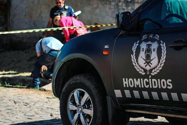 Mortes violentas atingem 6 vezes mais homens que mulheres no Piauí