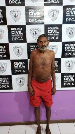 Idoso é preso em flagrante após estuprar criança de 11 Anos