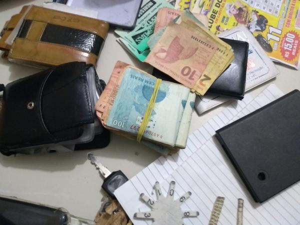 PM desarticula quadrilha interestadual que falsificava cartelas de bingo