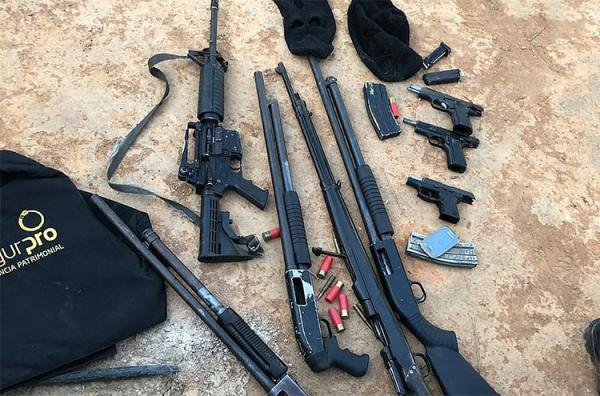 Piauiense está entre os 11 mortos de uma quadrilha de assaltantes de bancos em confronto com a polícia de AL