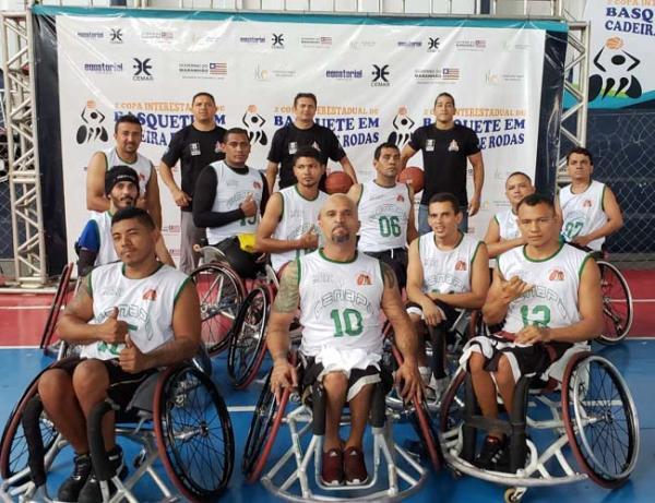 CBA 40 graus vence torneio de basquete em Imperatriz e é Bicampeão 2018