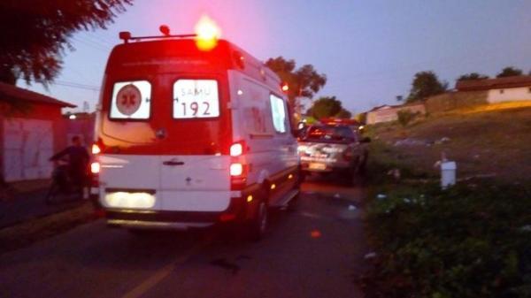 Três acidentes envolvendo motos são registrados em Esperantina PI