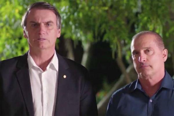Reforma da Previdência fica para 2019, admitem Bolsonaro e Onyx