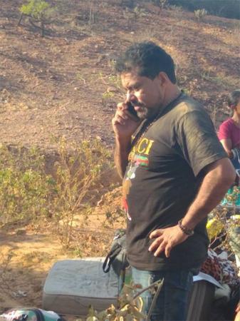 Acidente com ônibus de Edson Lima deixa um morto no Piauí
