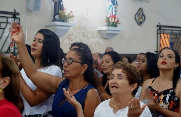 Veja como foi a segunda noite dos festejos da Imaculada Conceição