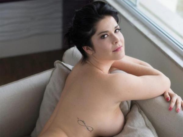 Samara Felippo faz ensaio fotográfico nua: Lute, ame-se!