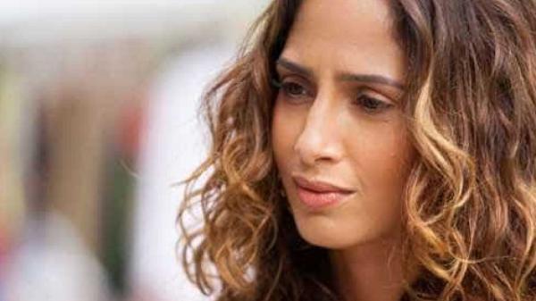 Camila Pitanga volta à TV dois anos após morte de Domingos Montagner