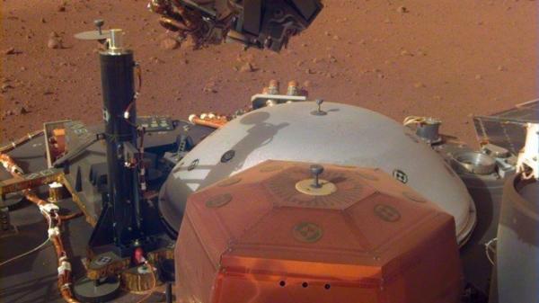 Sonda da Nasa capta som do vento em Marte; ouça