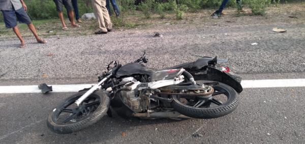 Homem sofre acidente na BR 407 e morre no dia do aniversário