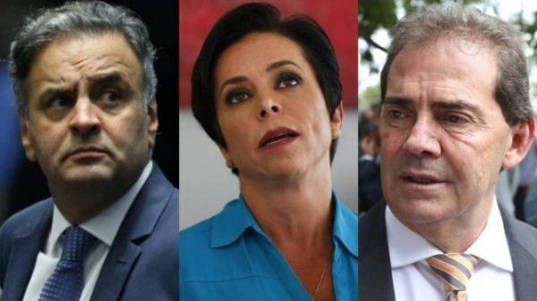 PF pediu prisão domiciliar de Aécio, Cristiane Brasil e Paulinho, mas PGR e STF negaram