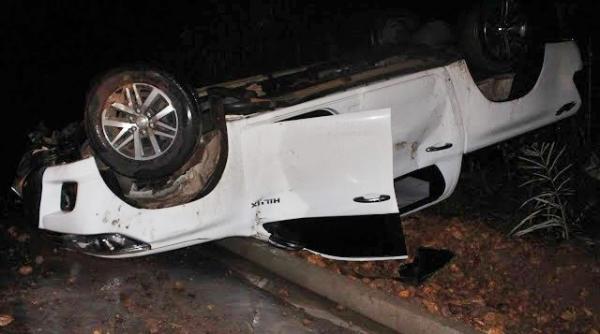 Filho da ex-prefeita de Luzilândia sofre acidente no Maranhão