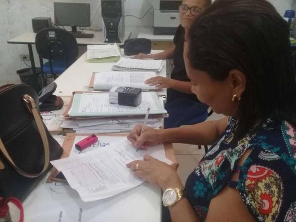 Semed realiza matrículas dos alunos da rede municipal 2019