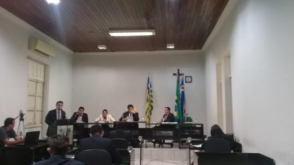 Vereadores aprovam o Plano Municipal de cultura