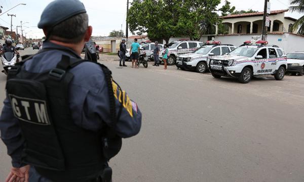PM do Maranhão é alvejado com dois tiros na zona Sudeste de Teresina