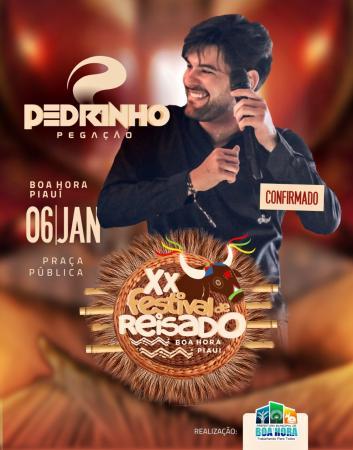 Prefeitura de Boa Hora divulga atrações para festa dia 06 de janeiro