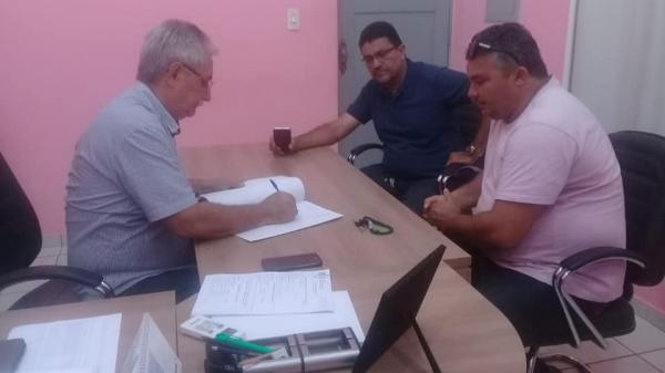 Força Tarefa para recuperação de calçamentos de reposição de lâmpadas em toda cidade de Barras PI