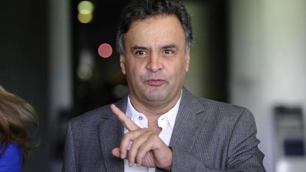 Pedida a expulsão de Aécio Neves do PSDB