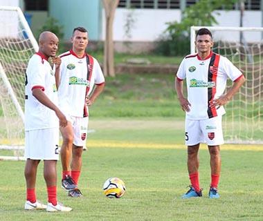 Flamengo PI encerra mistério e aposta em time jovem no Campeonato Piauiense 2019