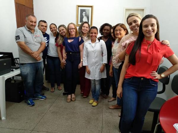 Hospital Leônidas Melo realiza reunião para avaliação das ações em 2018