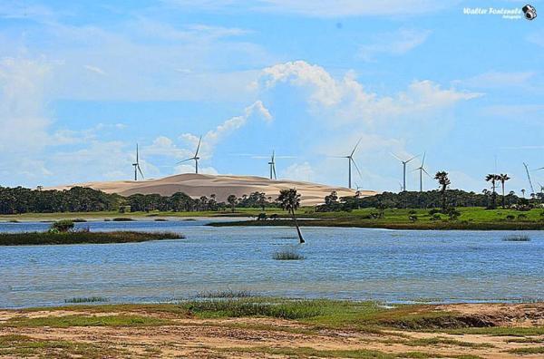 Piauí é o 5° maior produtor de energia eólica do país