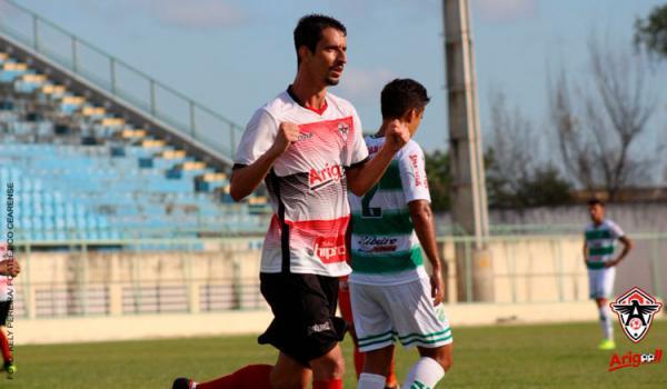 Altos é derrotado pelo Atlético (CE) no primeiro amistoso da pré-temporada