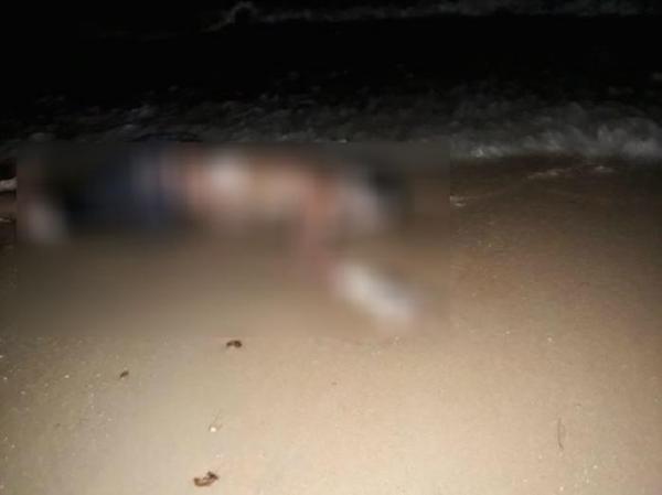 Corpo de homem é encontrado morto na beira do mar em Cajueiro