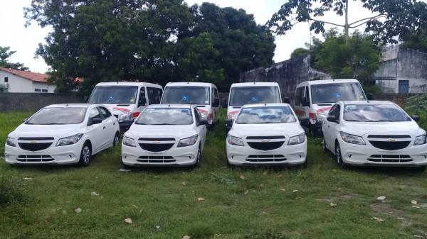 Prefeitura de Barras adquiri quatro novos veículos para equipes do PSF
