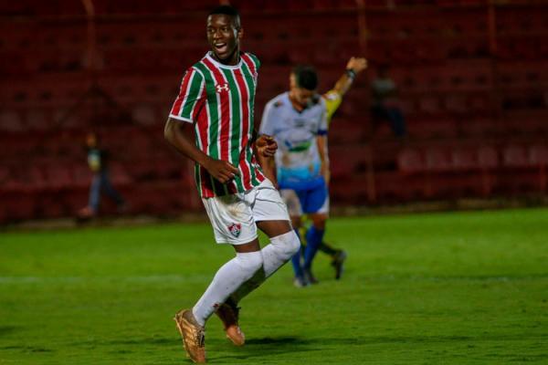 Parnahyba leva sete gols do Fluminense e estreia com derrota na Copa São Paulo