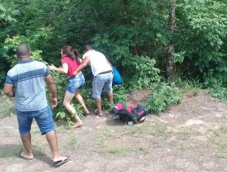 Criança de seis meses morre em acidente na BR 135 no Oeste da Bahia