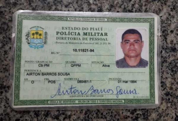 PM do Piauí é baleado com tiro no abdômen e passa por cirurgia no HUT