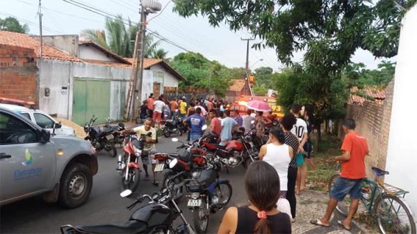 Eletricista morre ao tentar fazer ligação de poste no bairro Satélite