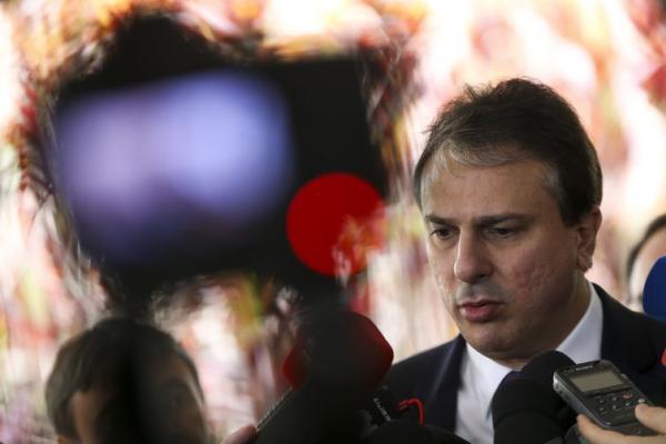 O governador do Ceará, Camilo Santana - Marcelo Camargo/Arquivo/Agência Brasil