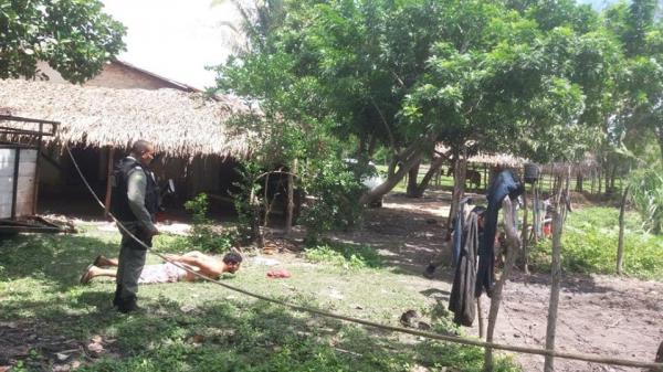 Equipe da PMPI de Barras age rápido e prende um homem em flagrante por furto