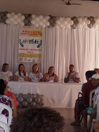 SEMAS realizou a posse do Conselho municipal da Pessoa com Deficiência em Barras