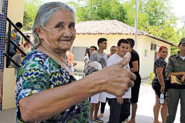 Aos 66 anos de idade, idoso piauiense entra na universidade