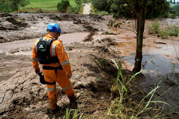 Cerca de 24 mil pessoas estão sendo deslocadas em Brumadinho