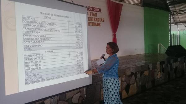 Secretária de Educação realiza V Jornada Pedagógica em Barras PI