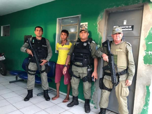 Polícia prende acusado de assassinar namorada a pauladas no Piauí