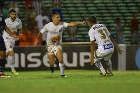 Altos é eliminado da Copa do Brasil após sofrer goleada do Santos
