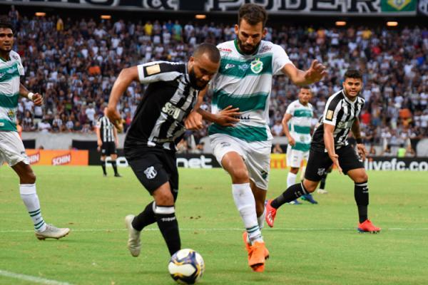Ceará faz 2 a 1 e Altos sofre primeira derrota na Copa do Nordeste