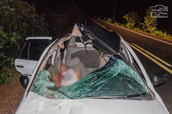 Homem morre em acidente enquanto seguia para velório do irmão no PI